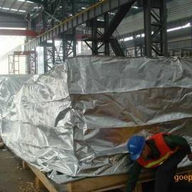 合肥大型立体抽真空铝箔袋铝塑袋配套电器柜木箱