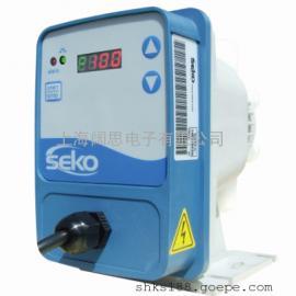 现货供应自动加药计量泵带液位探头3-9L/H,PVDF泵头