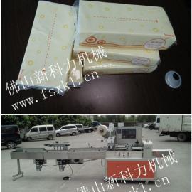 湖北武汉抽纸包装机-CPP膜枕式抽纸包装机