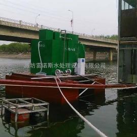 上海MBR一体化中水回用设备生产厂家