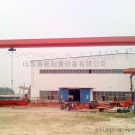 厂家生产MH10吨箱型龙门吊价格多少,10吨龙门吊刚性强性能优