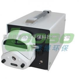 供应环境监测站青岛路博LB-8000B 便携式采样器