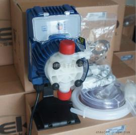 PVDF泵头高强耐腐蚀二氧化氯发生器专用计量泵AKS603