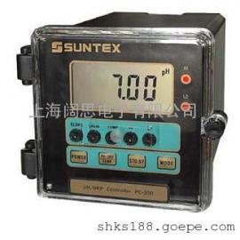 �齑娲�理上泰SUNTEX PC-350pH/ORP控制器