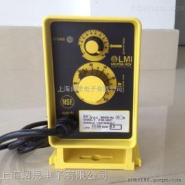 米顿罗电磁泵 投药泵,LMI隔膜式计量泵P186-368TI