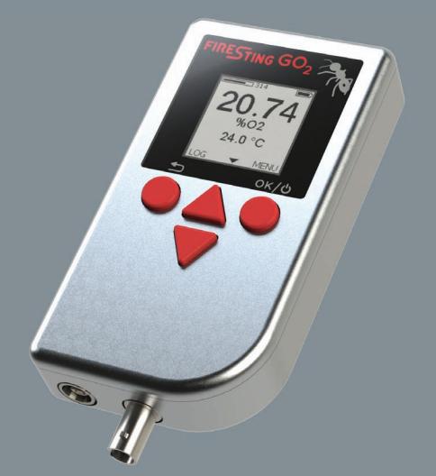 RF-O2 手持式光纤氧气测量仪