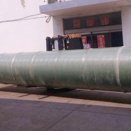 广西地埋式预制泵站