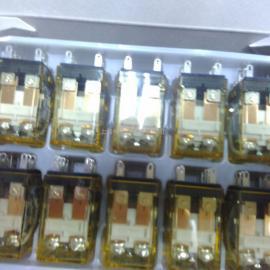 和泉RU2S-D24型电压24V带配套底座继电器上海直销