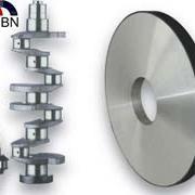 陶瓷CBN砂轮配套进口数控外圆磨床