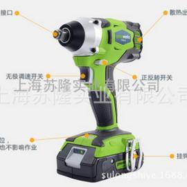 格力博greenworks24V冲击电钻家庭电动工具金属瓷砖木材充电电钻