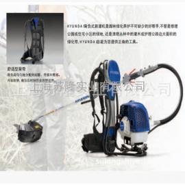 韩国现代X750BF背负式割灌机,韩国X750BF割草机 除草机