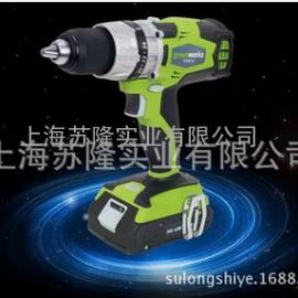 格力博锂电无刷电动电钻、格力博24V充电式电动螺丝刀