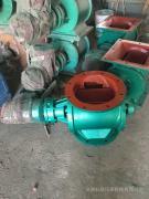不锈钢、碳钢、铸铁材质YJD-B型卸灰阀 星型卸料器 给料阀