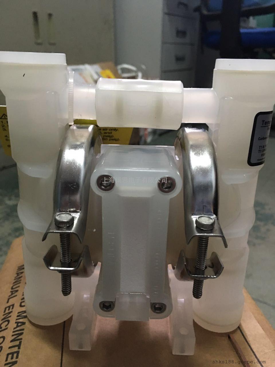 美国威尔顿塑料气动泵P.025,四氟膜片,橡胶隔膜