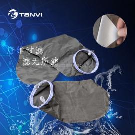 不锈钢网滤袋 耐高温滤袋 钢丝滤袋
