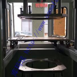深海ABS养殖浮球塑料热熔焊接机