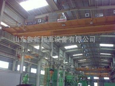 厂家直供桥式起重机天车行车行吊1-300吨鲁新起重制造