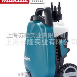 日本牧田MAKITA 家用220V高压 HW102高压清洗机