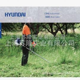 韩国现代HYUNDAI割草机X726P 现代侧挂式割灌机