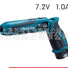 日本牧田makita锂电充电?#21280;?#20987;起子机TD021DSE
