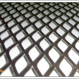 重型钢板网 四川钢板网 冲孔钢板网