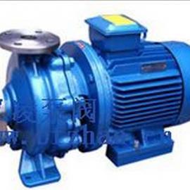 IHZ型直联式耐腐蚀化工泵,悬臂式离心泵,直联式化工泵