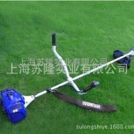 韩国现代侧挂式割草机X745U、韩国现代割灌机