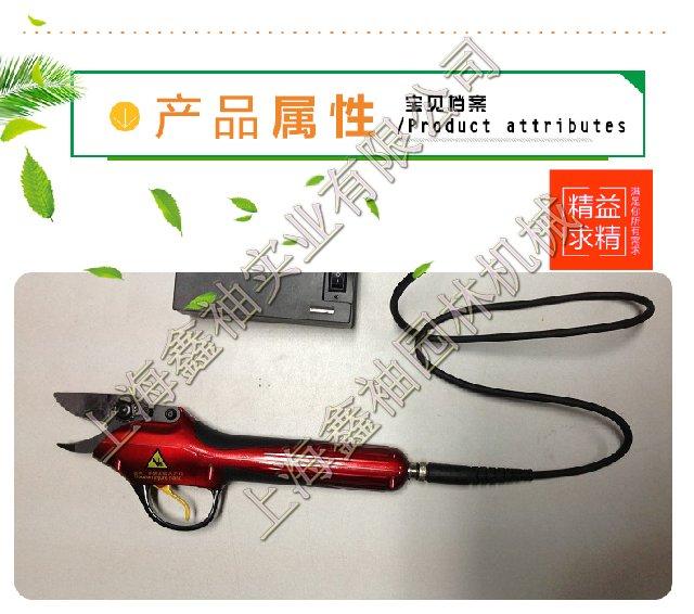 电动专业、树枝柚子树剪、SCA2型电动剪刀剪脚垫系列图片