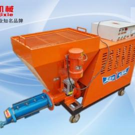 万达机械厂家螺杆式砂浆泵/砂浆注浆机,喷涂机