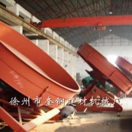 4.2米氧化球团盘式造粒机 重型伞齿轮传动