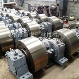 长寿命锻钢材质的2.5米活性炭转炉托轮配件