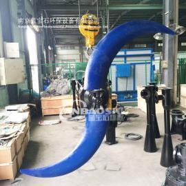 四川qjb型潜水推流器生产厂家 低速潜水搅拌机