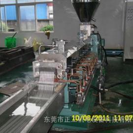 塑料造粒挤出机 塑料挤出机 小型挤出机厂家