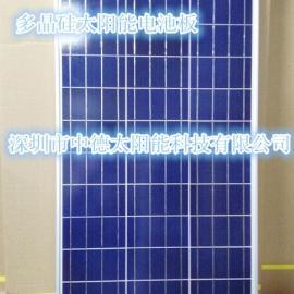 中德太阳能车载空气净化器电池板,太阳能滴胶板,太阳能发电系统