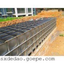 西安组合式不锈钢水箱厂家