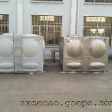 品质制造不锈钢水箱,西安BDF水箱厂家供应