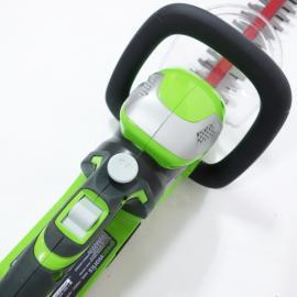格力博40v充电高枝绿篱机双刀修枝机电动绿篱剪双刃高空剪枝