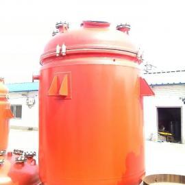 搪玻璃反应釜搪瓷反应罐 不锈钢反应罐