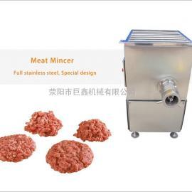 现货销售 冻肉绞肉机 大型商用JR-130绞肉设备