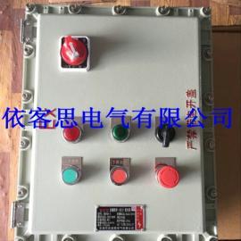 带合页防爆配电箱防爆断路器开关箱