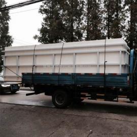 文山厂家定制PP酸洗槽磷化槽电解槽图片展示