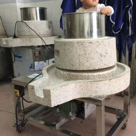广西桂林买正宗云浮电动石磨磨浆机选云城石磨