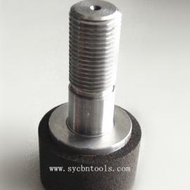 内孔磨陶瓷CBN砂轮配套数控内圆磨床