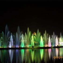 陕西音乐喷泉厂家