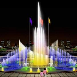 陕西音乐喷泉制作厂家