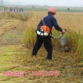 便携式汽油割草机 背负式打草机 轻便型农用收货机械