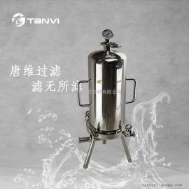 卫生级医药过滤器 316L不锈钢过滤器 GMP要求过滤器