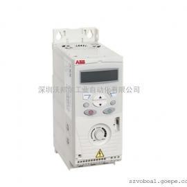 ABB 单相1.5KW变频器 ACS150-01E-07A5-2 雕刻机变频器