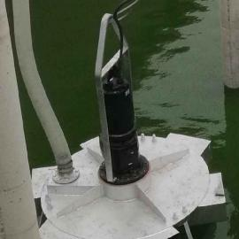 绿丰环保潜水式搅拌曝气机