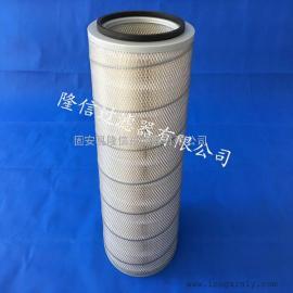 厂家供应320*220*1000除尘滤芯滤筒 粉末回收滤筒
